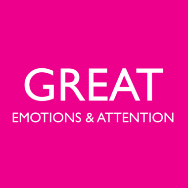 Great Emotions & Attention