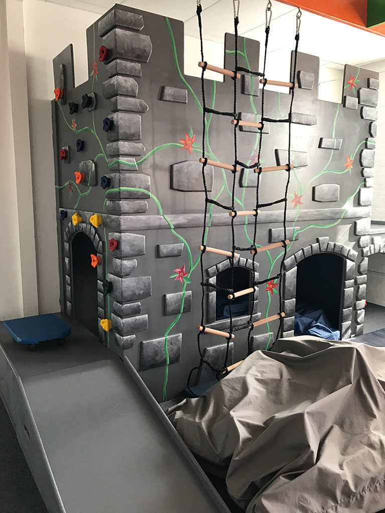 Great Kids Place—state of the art sensory gym