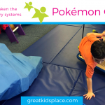 Pokémon Go meets the sensory gym: Awaken the sensory systems