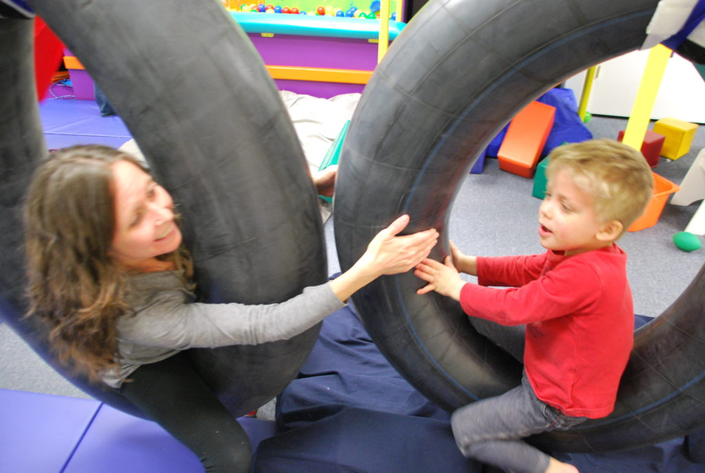 Great Kids Place—play in our state of the art sensory gym