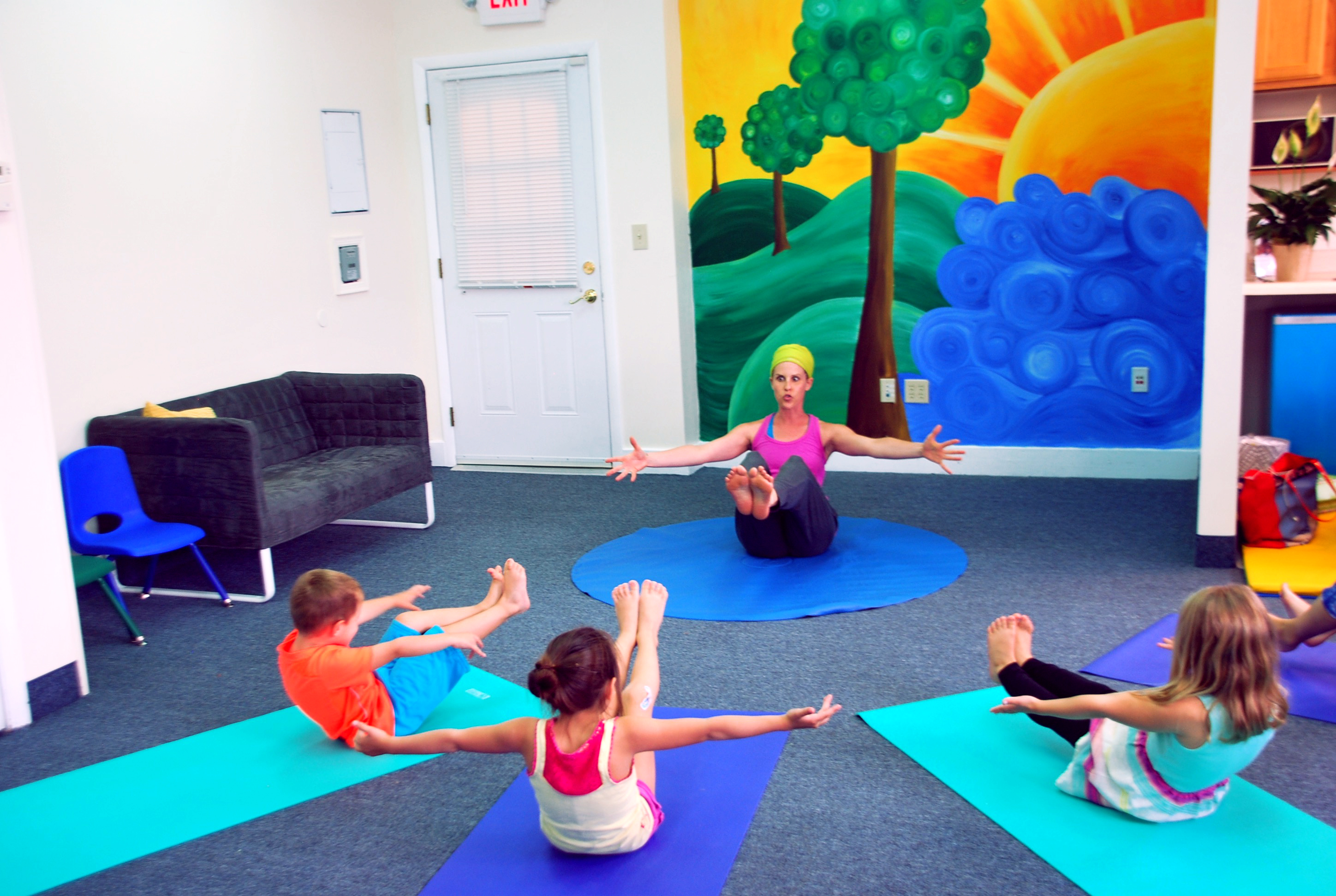 Yoga - Great Kids Place