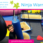 Improve motor, academic and social skills by being a ninja warrior?….Tell me more!