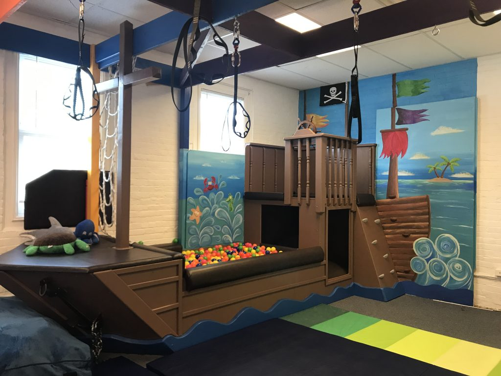Great Kids Place in Rockaway, NJ—Occupational Therapy & Speech and Language Therapy for Families with Sensory Processing Disorders